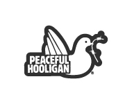Peaceful Hooligan Logo