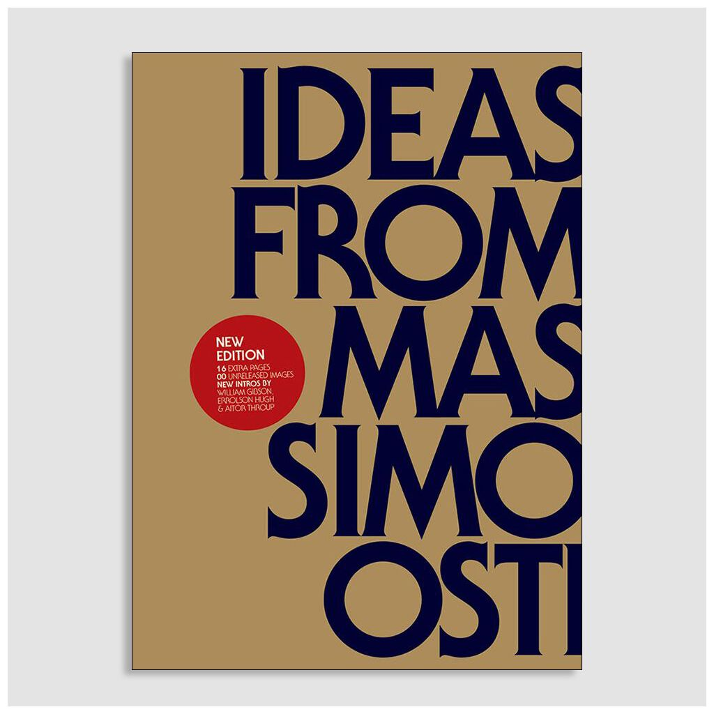 Ideas from Massimo Osti - second edition