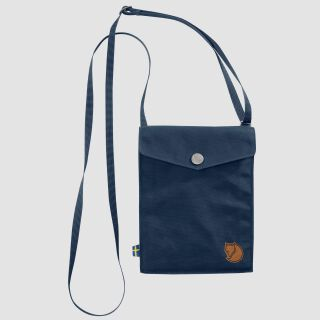 Pocket Brusttasche - navy blau