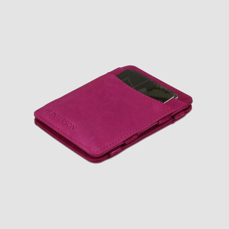 Magic Wallet RFID Portemonnaie - pink