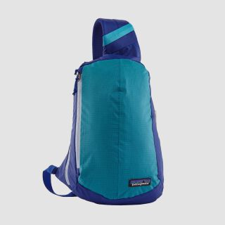 Ultralight Black Hole Sling 8L Rucksack - blau