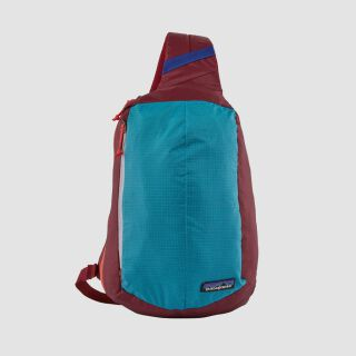 Ultralight Black Hole Sling 8L Rucksack - rot/blau