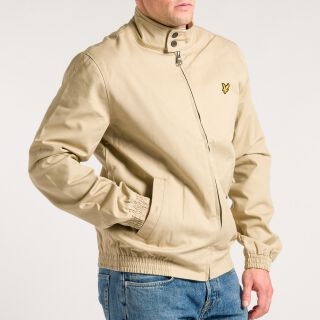 Harrington Jacke - beige