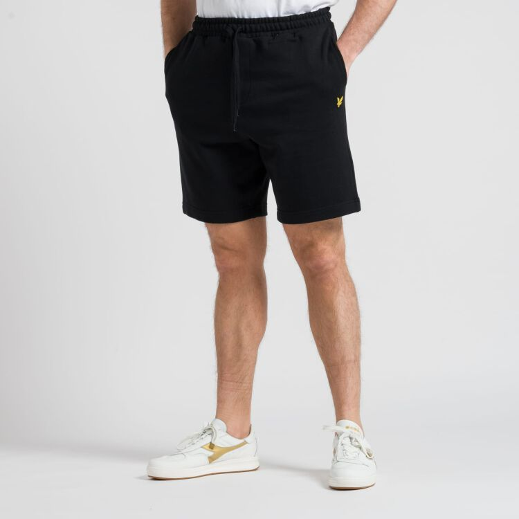 Sweat Shorts - schwarz