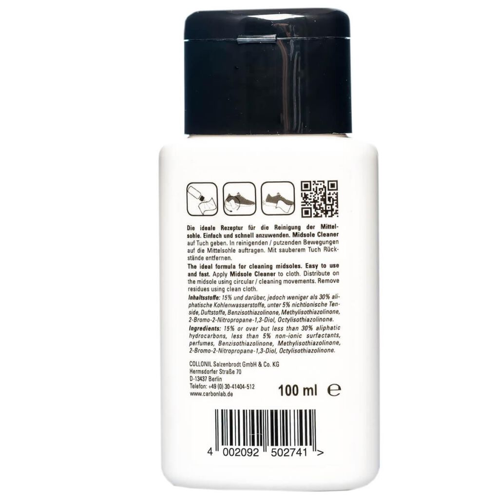 CARBON Midsole Cleaner 100ml