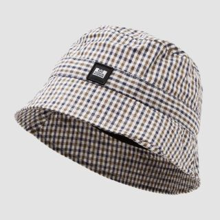 Quensland Bucket Hat - beige/navy blau