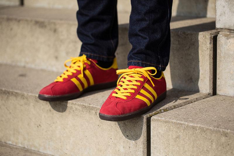 promo code eb499 eb567 Der Spiritus SPZL verfügt über ein weiches Leder-Innenfutter und einer  Einlegesohle mit Spezial Logo. Eine dunkle Gummi-Außensohle rundet den  Schuh gelungen ...